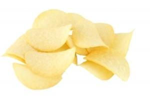Picture of potato chips